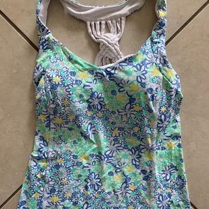 Lilly Pulitzer Luxletic Tank